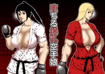 Ochiru Bakunyuu Karate Musume