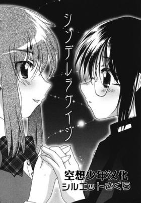 Women 【空想少年汉化】 [Silhouette Sakura]Cinderella cage From