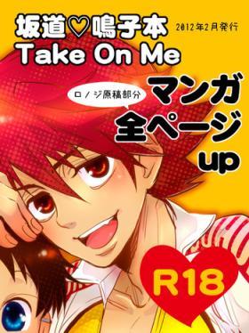 Sakamichi ♡ Naruko Hon Take On Me