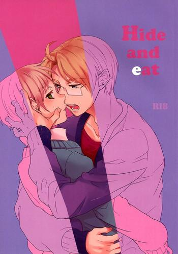 Porn Hide and eat - Axis powers hetalia Yanks Featured