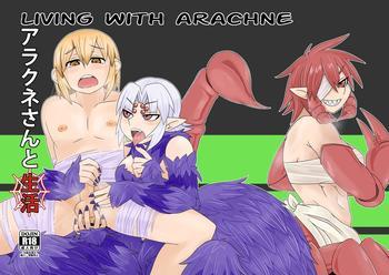 Arakune-san to Seikatsu   Living with Arachne