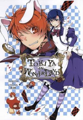 Tokiya in Wonderland