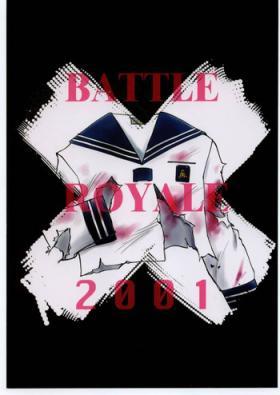 BATTLE ROYALE 2001