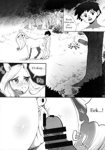 No Condom Mare Holic 2 Kemolover Ch 8, 13, 16 Anime