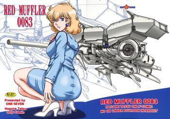RED MUFFLER 0083