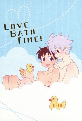 Tits LOVE BATH TIME! - Neon genesis evangelion Bokep