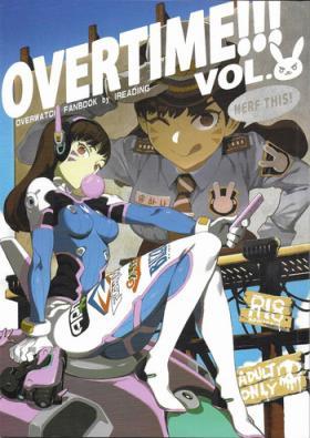 OVERTIME!! OVERWATCH FANBOOK VOL. 2