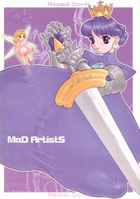 MAD ARTISTS PRINCESS CROWN