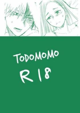 todomomoR18 僕のヒーローアカデミア