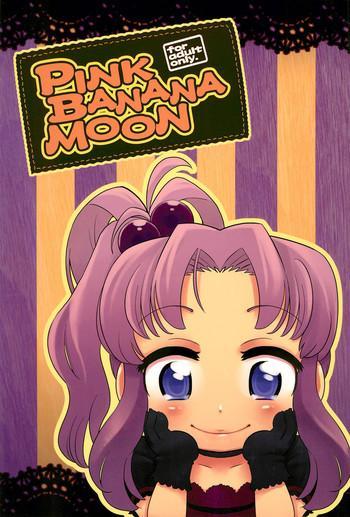 Gay Theresome Pink Banana Moon - Baby princess Shoes