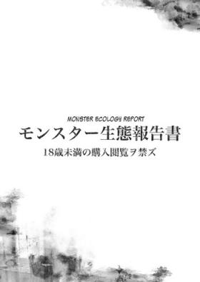Monster Seitai Houkokusho   Monster Ecology Report