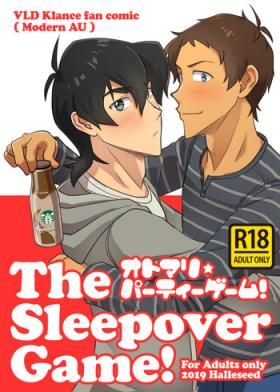 Otomari Party Game! - The Sleepover Game!
