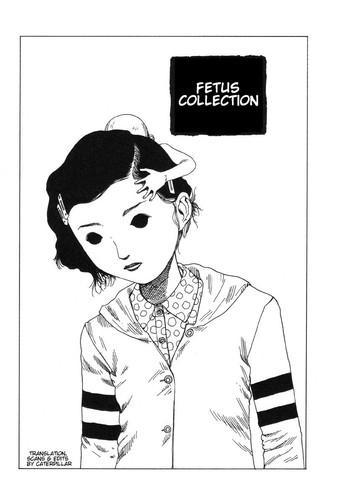 Shintaro Kago - Fetus Collection