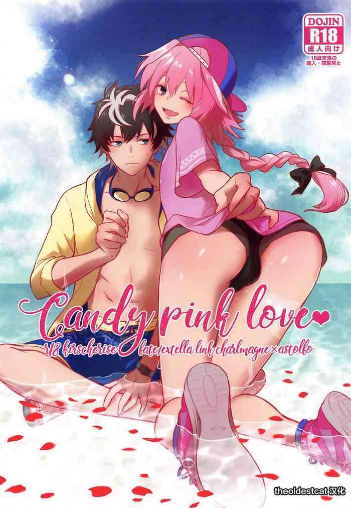 Rough Fucking candy pink love - Fate extra Cuckold