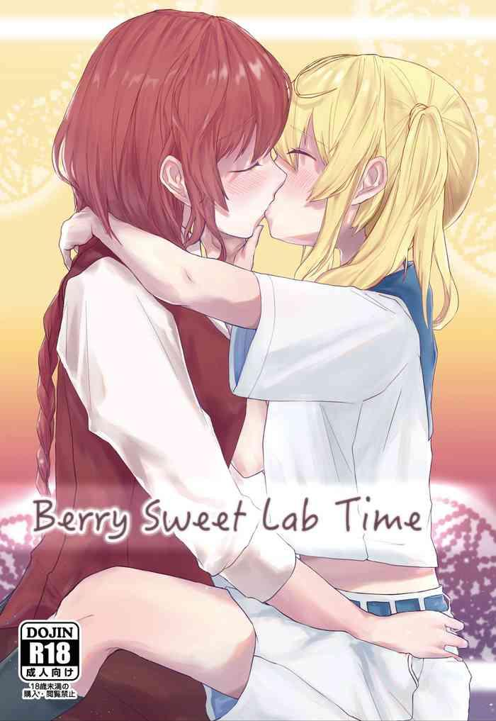 Berry Sweet Lab Time