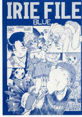 IRIE FILE BLUE
