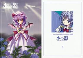 Tribute Mizu no Utsuwa - Hydrangea - Touhou project Rabuda