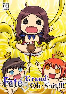Fate Grand Oh・Shit!V