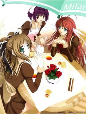 Mahou Senshi Sweet Knight & Mahou Senshi Princess Tear