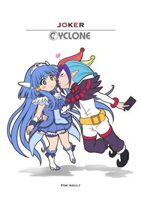 JOKER Cyclone no C83 Event Gentei hon