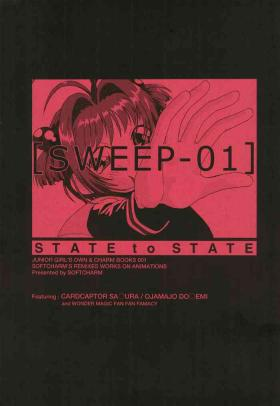 SWEEP-01 STATE to STATE