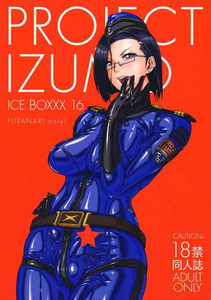ICE BOXXX 16 / IZUMO PROJECT