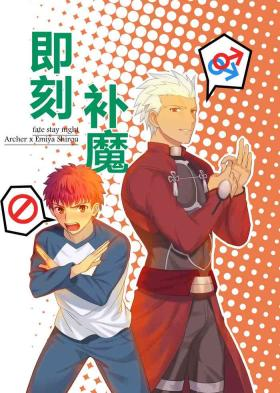 Archer x Emiya Shirou