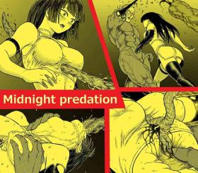 Midnight predation - Seigi no Heroine, Esa ni Naru