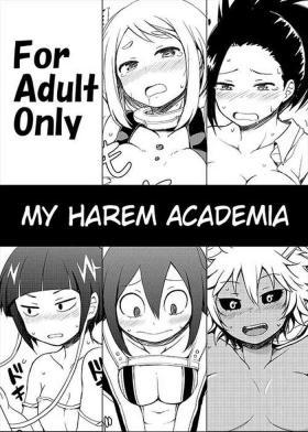 Boku no Harem Academia