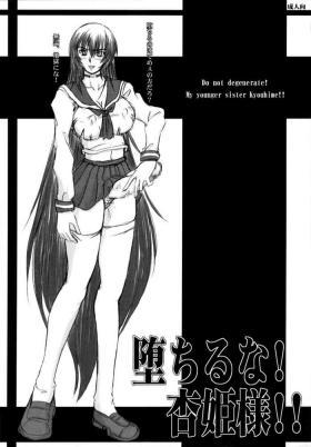 Ochiru na! Kyouhime-sama!!
