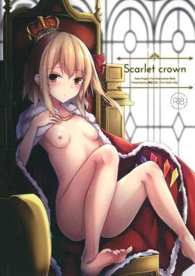 Scarlet crown