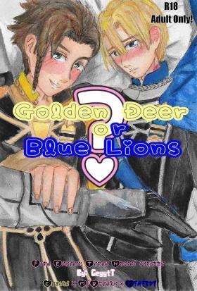 Golden Deer or Blue Lions?