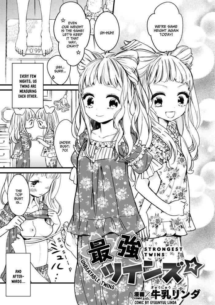 Saikyou Twins - Strongest Twins