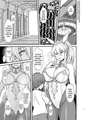 Bunny Artoria o iinari ni suru Hanashi   A Story of Getting Bunny Artoria to Do Your Bidding