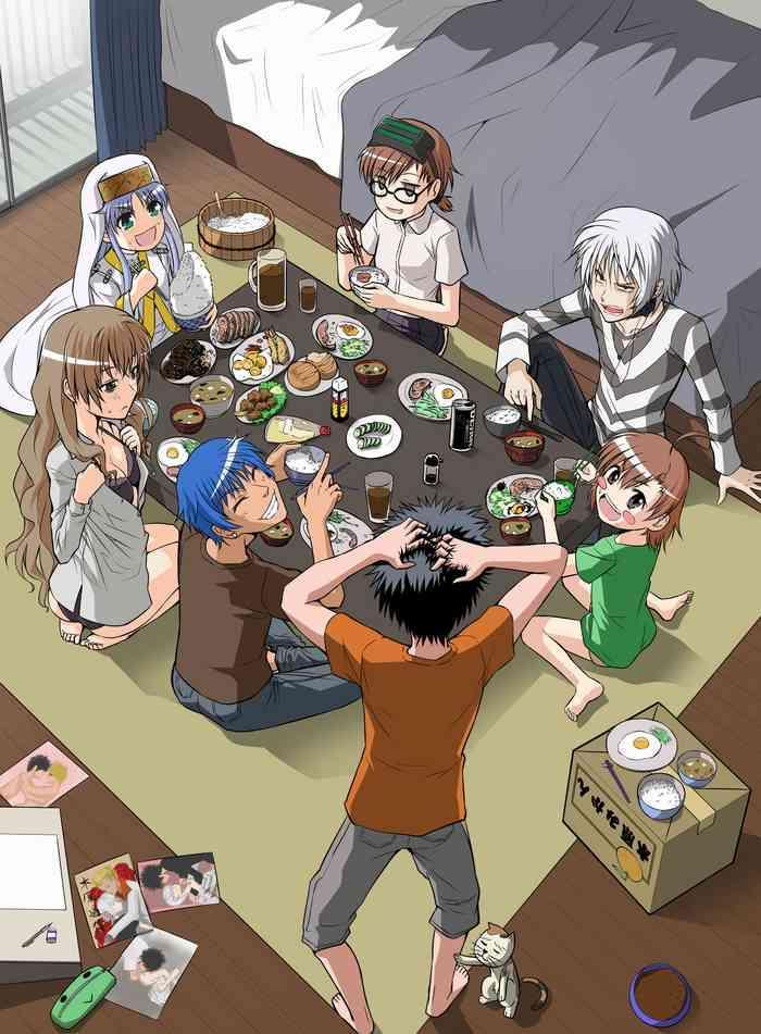 [WAIZ][同人个人渣汉化][就算是上条先生我家要住7个人还是太勉强了](Toaru Majutsu no Index) [中国翻译]