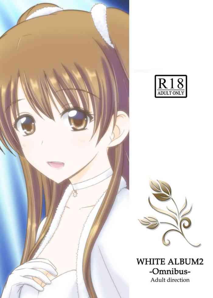 Dick Suck [Natakuga-yuku! (Xanadu)] WHITE ALBUM2 -Omnibus- Adult direction (WHITE ALBUM 2) - White album Big Penis