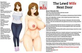 The Lewd Wife Next Door