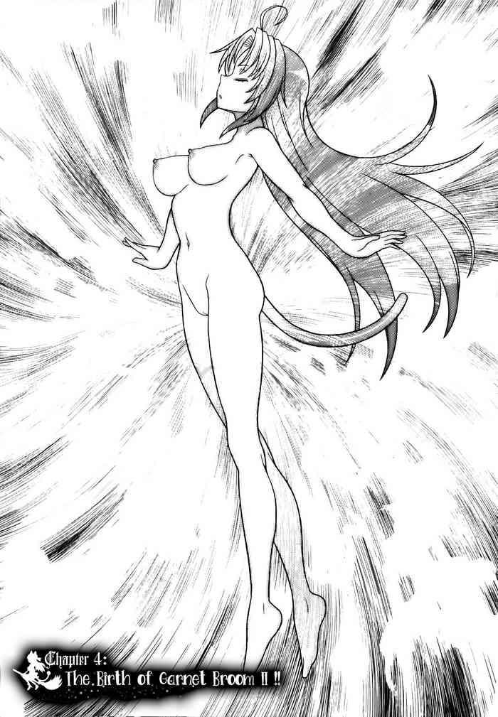 Mavukare Mahou Shoujo! ♂Change of Heart♀ Ch. 4