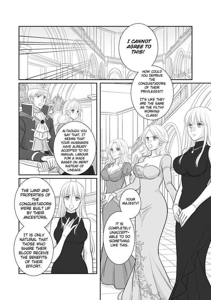 Misogyny Conquest Chapter 4