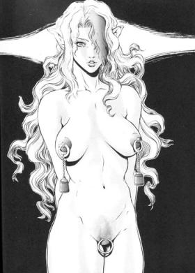 Prima Materia Sexual Illustrations from Misery