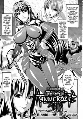 Koutetsu no Majo Annerose | The Witch of Steel Anneroze