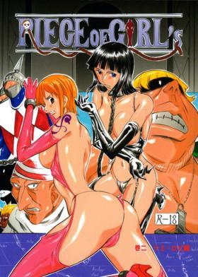 Flashing Piece of Girl's kan2 Nami-Robi Hen - One piece Petite Girl Porn