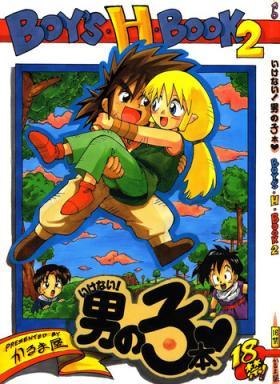 Ikenai! Otokonoko Hon Boy's H Book 2