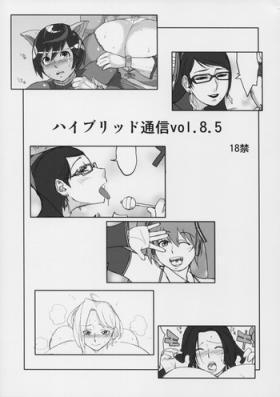 Piroca Hybrid Tsuushin Vol.8.5 - One piece Vocaloid Bayonetta Sex Tape
