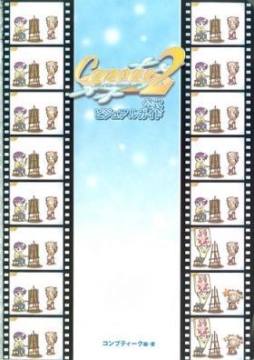 Canvas2 ~茜色のパレット~ ビジュアルファンブック